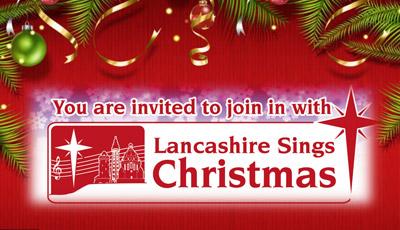 Lancashire Sings Christmas 16th December